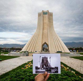 ثبت جهانی برج آزادی