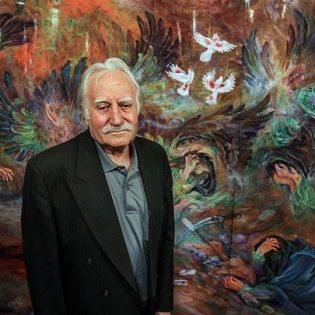زندگی نامه محمود فرشچیان