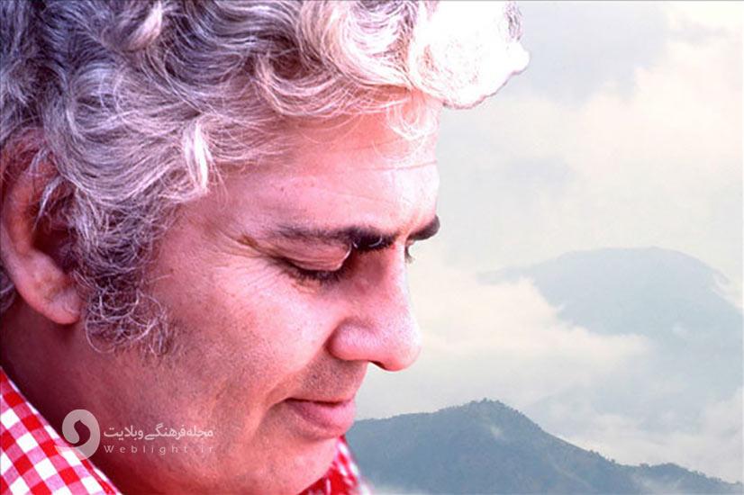 زندگی نامه احمد شاملو ؛ شاعری با یک بغل شعر سپید