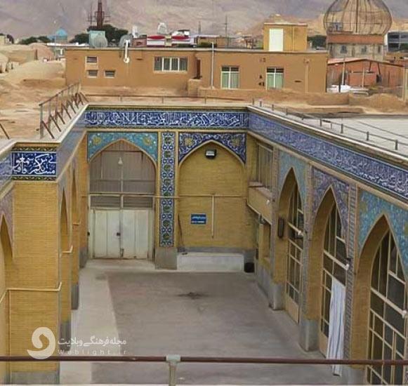 مسجد وکیل کرمان ؛ مسجدی در طولانی ترین راسته بازار ایران