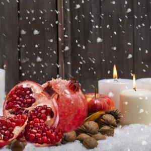 یلدا و کریسمس